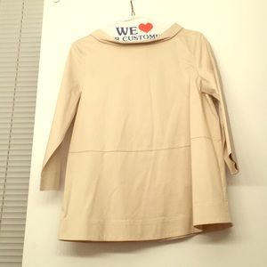 Cotton COS winter blouse. Unworn